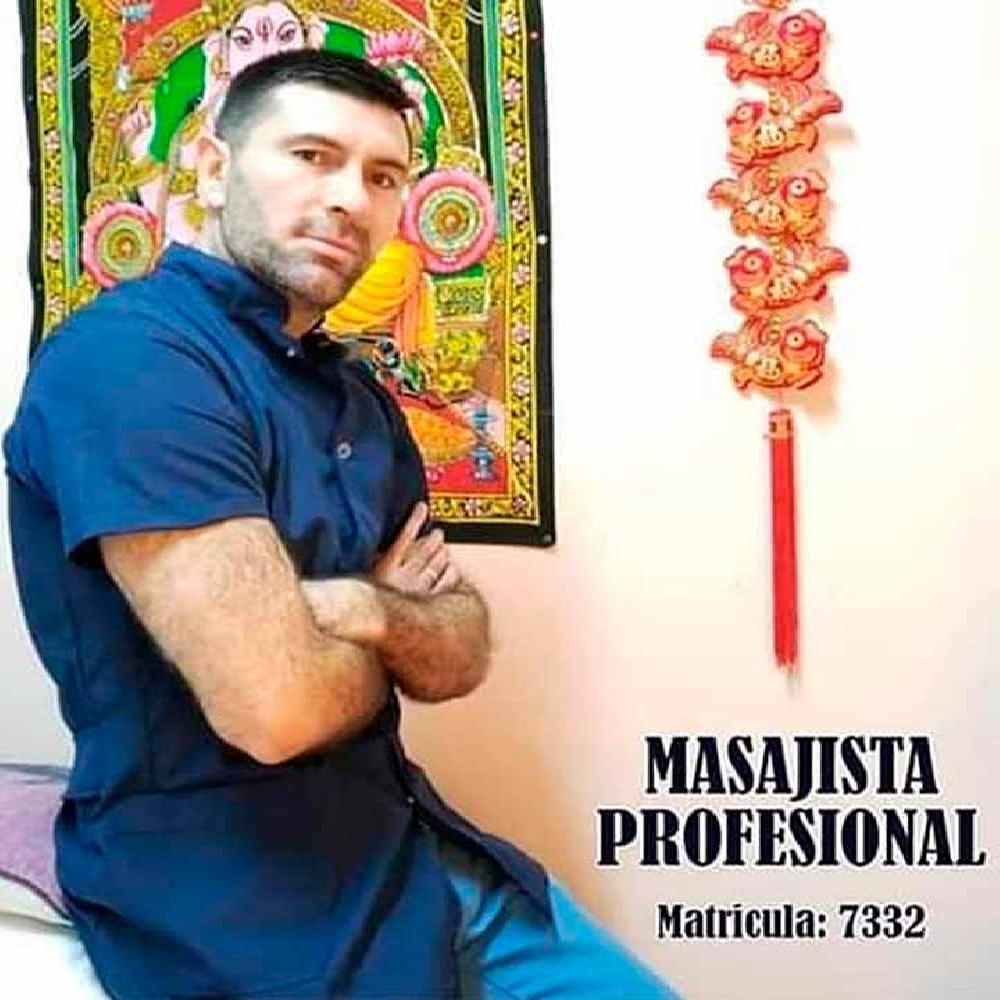 Fabian Masajista Zona Tribunales